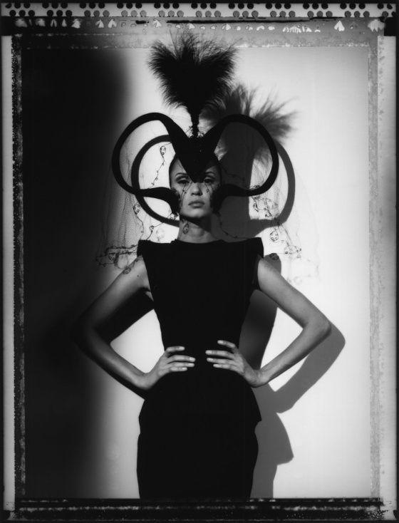 Haute Couture - The Polaroids of Cathleen Naundorf