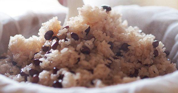 手間がかかる印象のお赤飯。初めてでも、感動するほど美味しい作り方を紹介します。