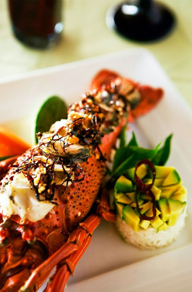 17 best images about gourmet on pinterest party events - Platos gourmet con pescado ...