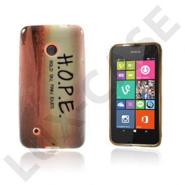 Westergaard Nokia Lumia 530 Deksel - Hope Letters