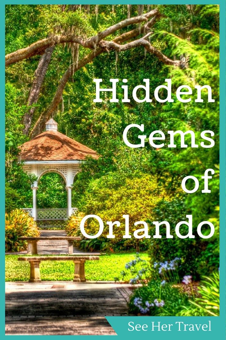 Orlando isn't just for kids! Orlando, Florida is famous for theme parks and Disney adventures, but what many people miss are the many hidden gems in Orlando for adults! Tourist attractions in Orlando include beautiful gardens, the Kennedy Space Centre, quirky dinner theatre and more await this American landmark. Click for travel tips for Orlando and activities for the adults in the family!
