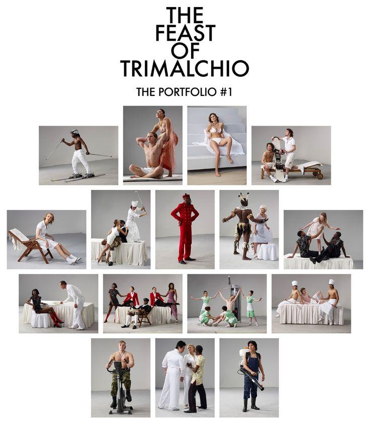 The Feast of Trimalchio, Portfolio #1