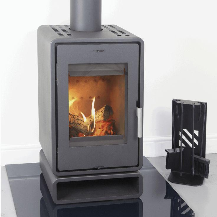 5KW Danburn Fano Woodburning Stove | Buy Modern Wood Burning Stoves Online | UK…