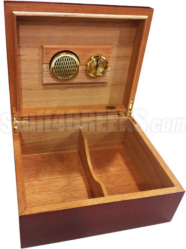 Kappa Alpha Psi Centennial Cigar Humidor