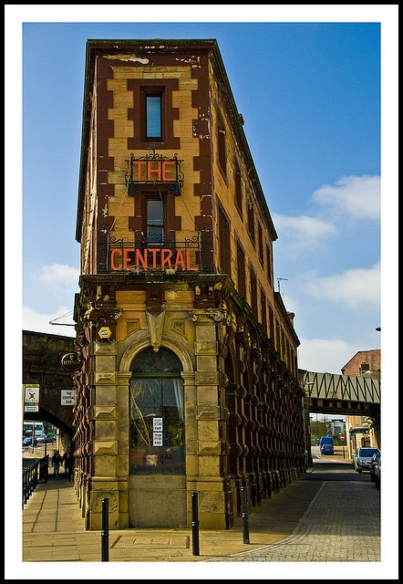The Central Bar Gateshead