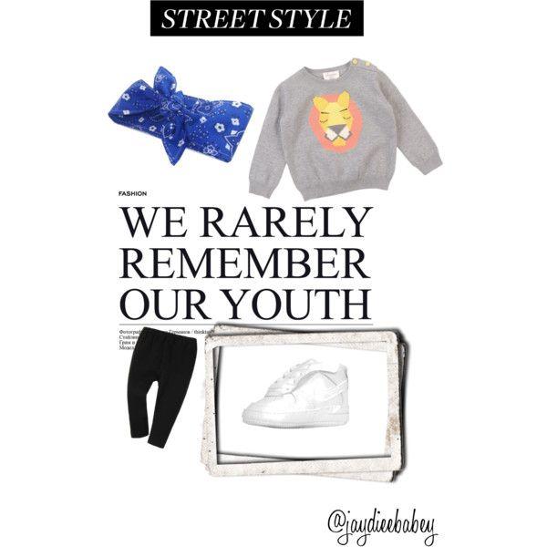 Streetstyle baby girl