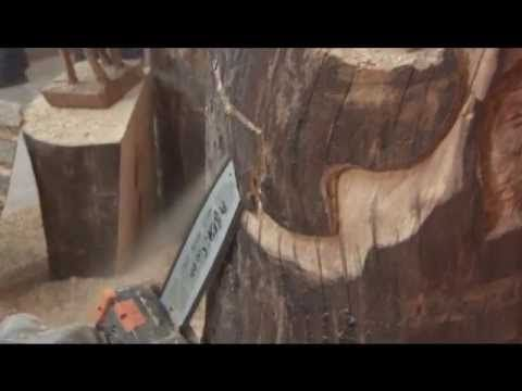 95 best images about chainsaw carving patterns instructions free on pinterest free pattern - Sculpture sur bois ...