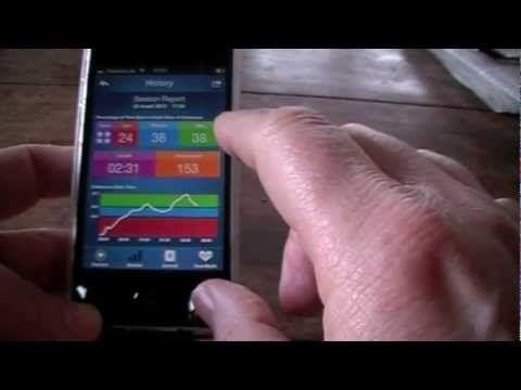 Hartcoherentie met de Inner Balance App - YouTube