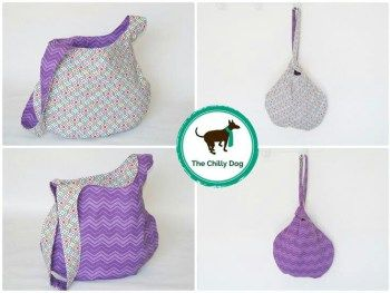 Japanese Knot Bags by Chilli Dog - A Free Sewing Tutorial + Pattern
