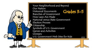 Free U.S. Government Documents & Lessons for K-2, 3-5, 6-8, and 9-12 grades.