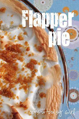 Flapper Pie.