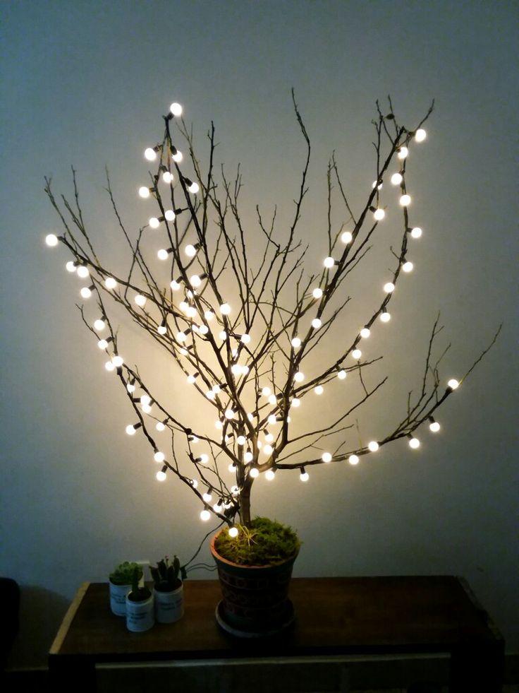 M s de 25 ideas nicas sobre rama seca en pinterest arte - Ramas de arbol para decoracion ...