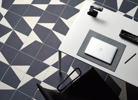 Mutina Ceramiche Puzzle By Barber Osgerby Glazed Porcelain