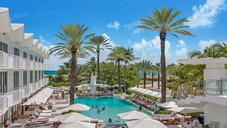 """6 Room Lock Out at Shelborne South Beach Miami Resort. We are happy to offer you accommodation with """"the best location"""" next to Lincoln Road and only a coup..."""