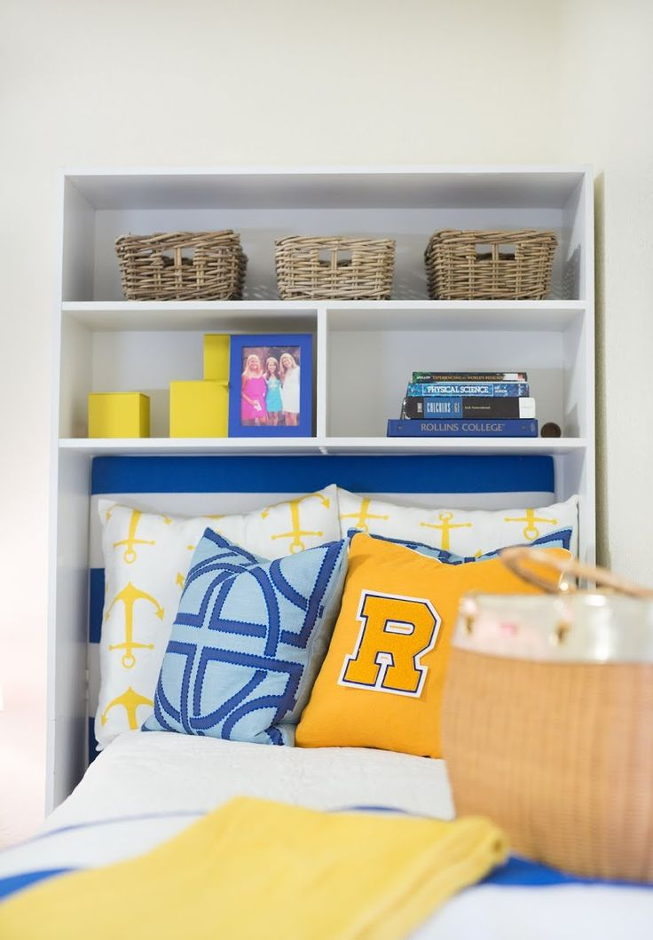 Bed Cubby At Rollins College In Winter Park, Florida. Decor RoomDorms ...