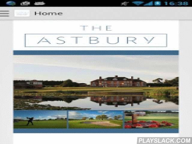 The Astbury GPS  Android App - playslack.com , Introducing the The Astbury Golf App. Tucked away in the heart of the Shropshire countryside lies The Astbury, with 300 acres of rolling hills, stunning country hall and one of England's finest championship golf courses. The Astbury is home to Darren Clarke – a Ryder Cup legend and British Open champion. This app was designed as your essential companion to the The Astbury and enabling you to make your visit more enjoyable and productive. The app…