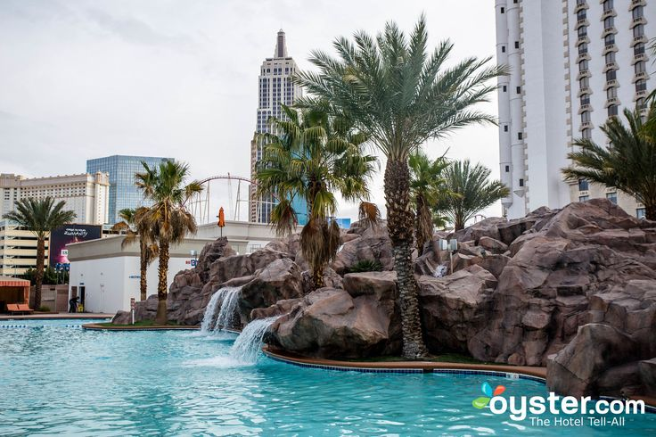 The Slide Pool at the Excalibur Hotel And Casino
