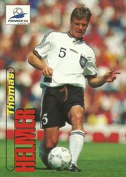 1998 Panini World Cup #24 Thomas Helmer Front