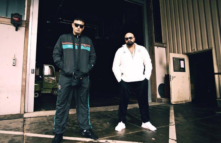 Wie bewirbt man ein Album voller Gewalt-Rhetorik in Zeiten des Terrors? Das erklären die Rapper Xatar und Haftbefehl.