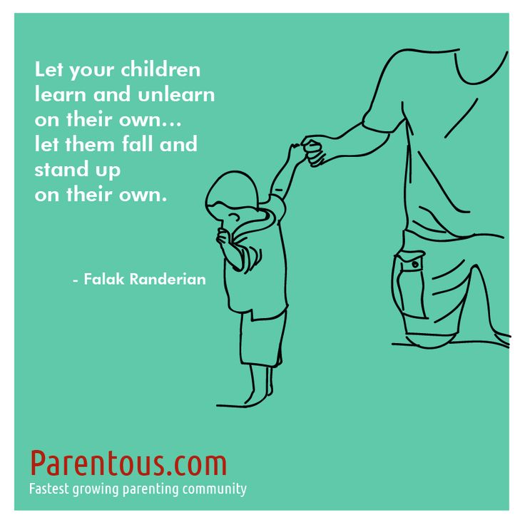 over parenting Discipline for a big kid is different from discipline for a toddler help your growing child understand what is expected of him as he grows, with a little help from us.