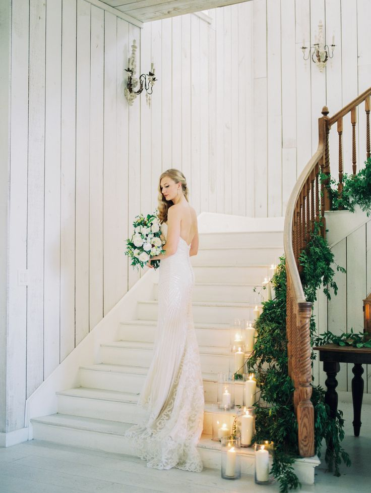 Meredith & Ross's Wedding at The White Sparrow Barn