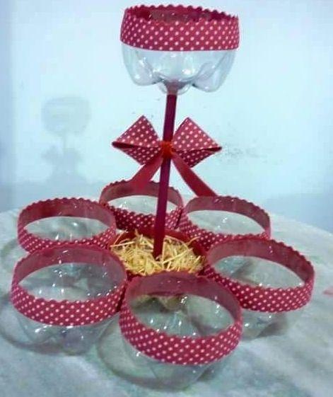 Armario Lavanderia Mdf ~ 16 best images about artesanato com garrafas pet no Pinterest Garrafa, Natal e Cupcake