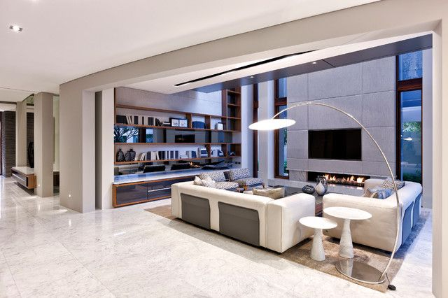 Living Room Marble Floor Design Delectable Inspiration