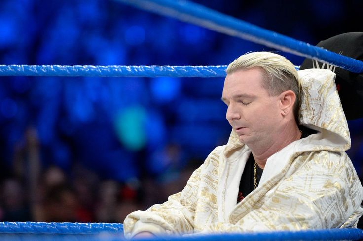 The hits just keep on coming for James Ellsworth: First he was kicked to the cur...