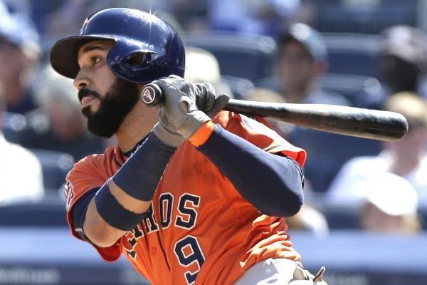 HOUSTON -- Josh Reddick and Marwin Gonzalez recorded run-scoring hits to fuel a four-run, sixth-inning rally in the Houston Astros' 4-1…