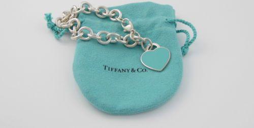 Tiffany And Co Blue Heart Bracelet Best Bracelets