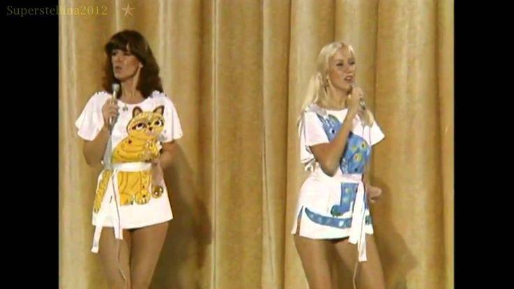 ABBA: WATERLOO (live Momarkedet) - HD - HQ sound
