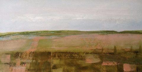 3/ Pink Landscape - Nathan Davies SOLD >>>>>>>>>