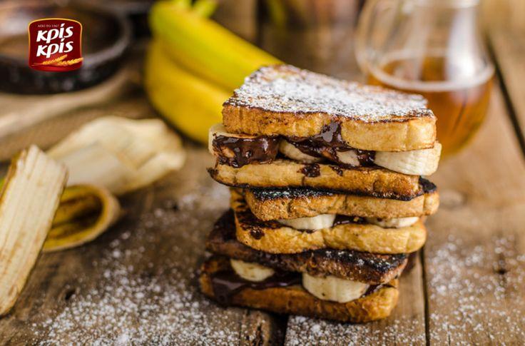 Κρις Κρις, πραλίνα φουντουκιού και μπανάνες, για τα πιο απολαυστικά πρωινά!
