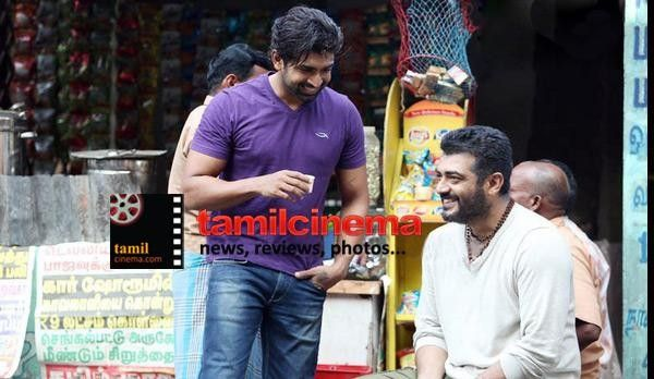 #Thala55 Movie Latest Stills   More Stills: http://tamilcinema.com/thala-55/  #Ajith #Trisha #Anushka
