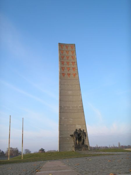 Soviet Memorial... Sachsenhausen Concentration Camp (World ...