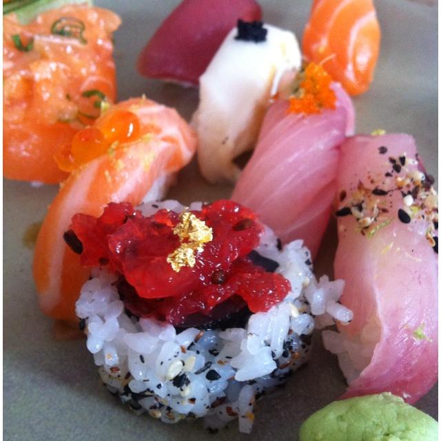 Gold sushi  Dô culinária japonesa - Rua Padre Carvalho, 224 - Pinheiros