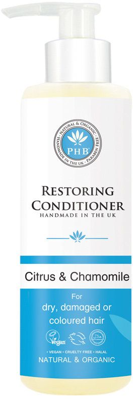 nur €  18,49. PHB Ethical Beauty Restoring Conditioner. 250 ml. Pflegt trockenes, geschädigtes & koloriertes Haar.