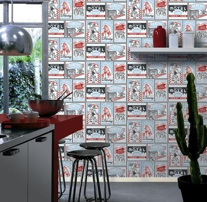 Die besten 25+ Abwaschbare tapete Ideen auf Pinterest Damast - tapeten für die küche