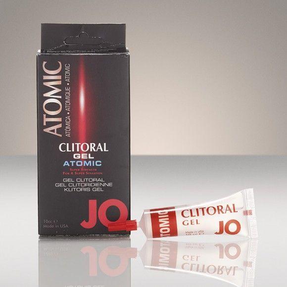 clitoris sensitive gel