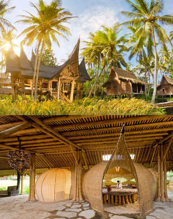 Honeymoon Bambu Indah Bali