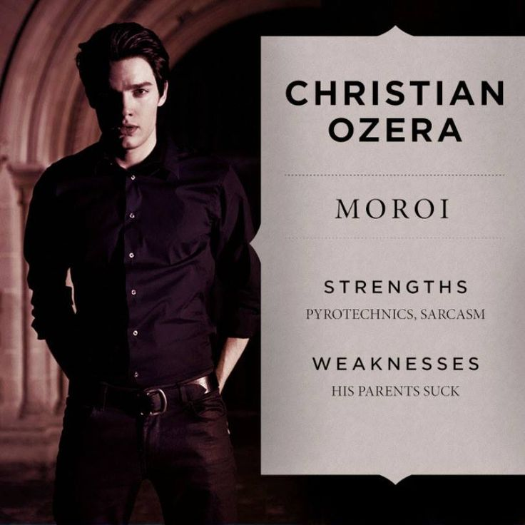 Take a look at the pyro Christian Ozera (Dom Sherwood) in this new still from 'Vampire Academy'