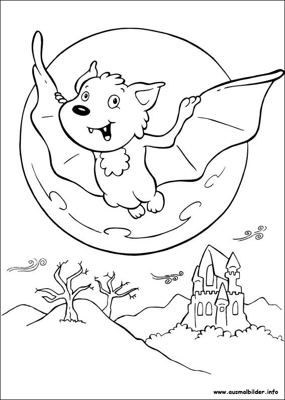 425 best Coloring Halloween images on Pinterest  Coloring books