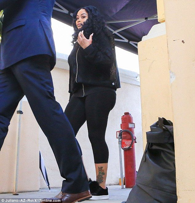 Burying the hatchet? Blac Chynacelebrated Rob Kardashian's 30th birthday on Friday despite having 'no plans' to spend time with him just two days before, according to E! News