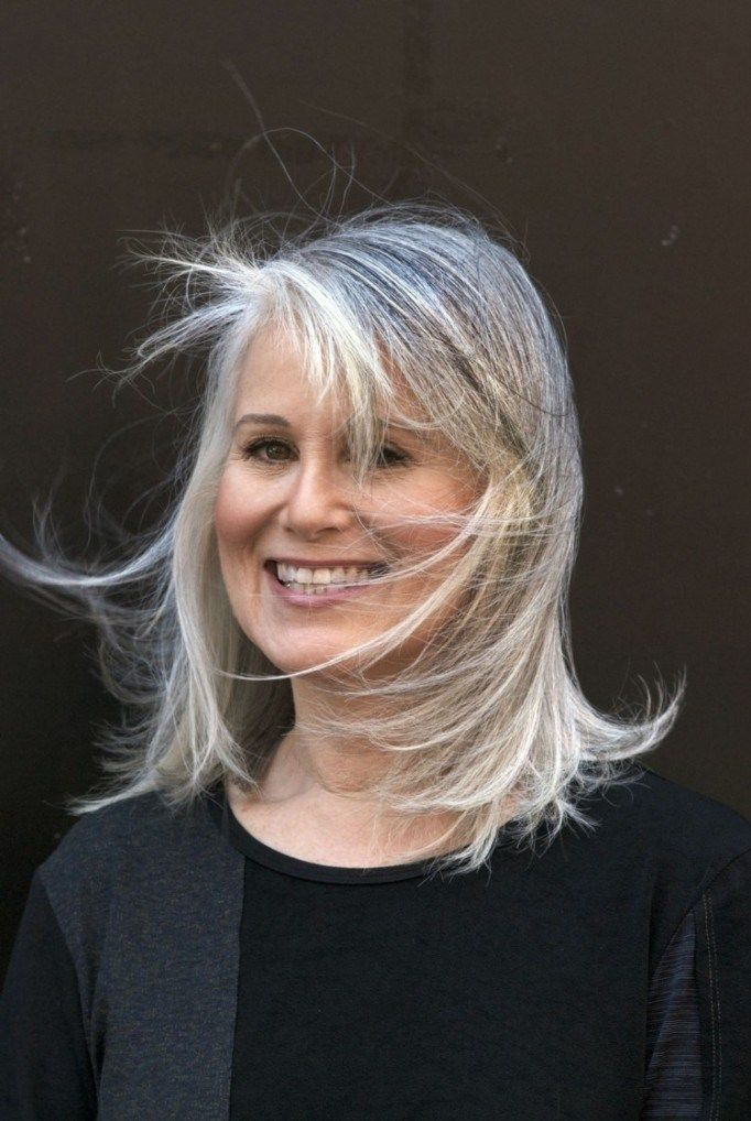 hair styles for black embracing gray hair gorgeous gray 6583