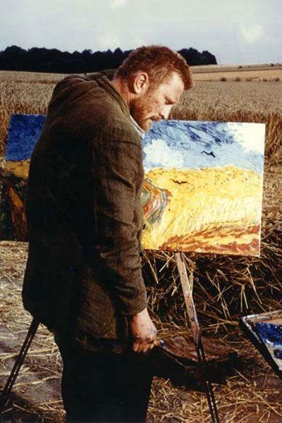"""""""La Vie passionnée de Vincent Van Gogh"""" de Vincente Minnelli - Kirk DOUGLAS, magistral"""