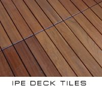 Snapping Deck tiles. Goes over existing flooring or grass and are easily removable when you move or just want a change