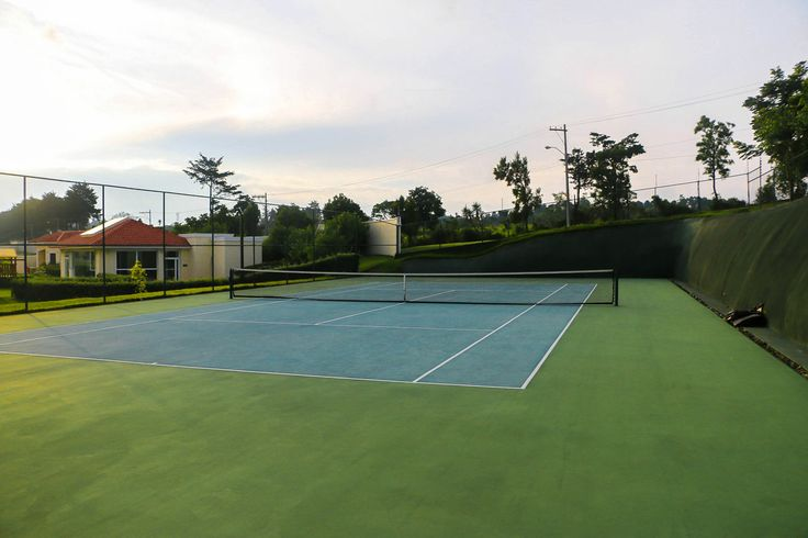 Canchas de Tennis Portal del Bosque