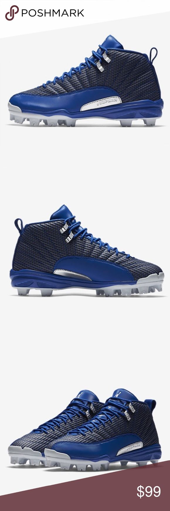 Nike Air Jordan 12 XII Retro Baseball Cleats