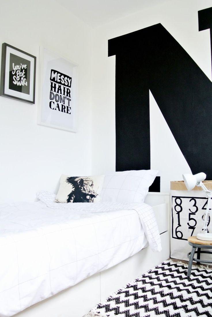 25+ Beste Ideeën Over Tienerkamer Op Pinterest