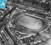 Stamford Bridge Football Ground, Fulham, 1928
